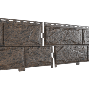 U•PLAST Фасадные панели Стоун Хаус Камень Жженый