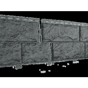 U•PLAST Фасадные панели Стоун Хаус Камень Изумрудный