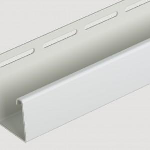 Фасадный J профиль 30 мм Агатовый