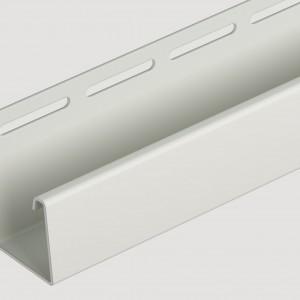 Фасадный J профиль 30 мм Палевый
