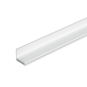 Фасадный L профиль 35 мм  Белый
