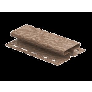 H-планка Timberblock Кедр Натуральный