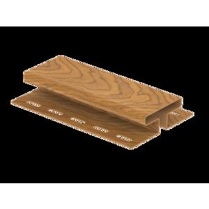 H-планка Timberblock Пихта Камчатская