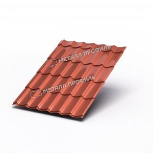 Металлочерепица МП Ламонтерра AGNETA Copper/Медный