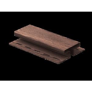 H-планка Timberblock Дуб Мореный