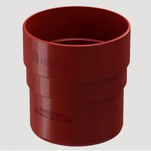 Муфта соединительная,Цвет Красный (Ral 3005)