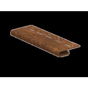 Завершающая планка Timberblock Пихта Камчатская