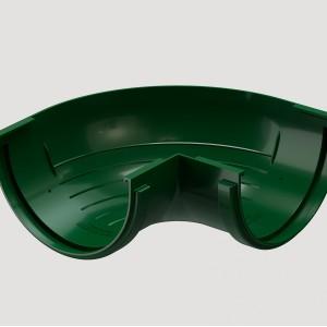 Угловой элемент 90° внешний,Цвет Зеленый (Ral 6005)