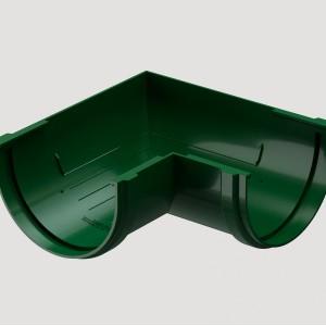Угловой элемент 90° универсальный,Цвет Зеленый (Ral 6005)