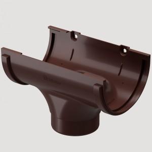 Воронка,Цвет Тёмно-коричневый (Ral 8019)