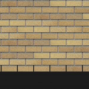 Фасадная плитка Docke, Серия PREMIUM,  Коллекция BRICK, Цвет Янтарный.
